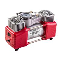 Метален компресор RAIDER, RD-AC14, 12V DC, 300 W, 70 л/мин, с 2 цилиндъра и аксесоари