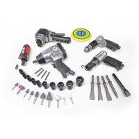 Комплект пневматични инструменти HBM 01254, 42 части