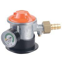 Редуцир вентил за ниско налягане Premium, с клапан и манометър, 28~30 mbar