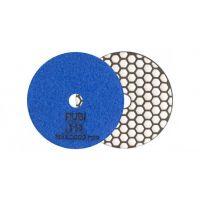 Диамантен диск за шлайфане с гръб велкро Rubi, 100x18 мм, P50
