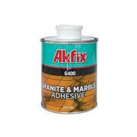 Двукомпонентно лепило за мрамор и камък AKFIX G400, 250 гр.
