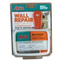Акрилен ремонтен комплект за стени и тавани AKFIX, 4 части
