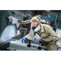 Предпазна полумаска маска с филтър КОМПЛЕКТ - Dräger X-plore 3300 M и Pure P3 R - Прахова защита, бактериална защита