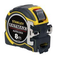 Противоударна ролетка с магнит Stanley, FatMax Autolock, 8 м