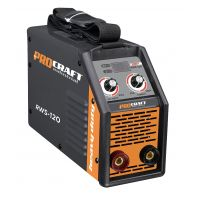 Инверторен електрожен Procraft, RWS-120, 120 A, 220 V