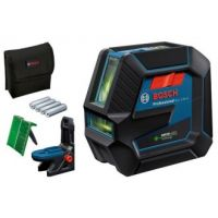 Комбиниран лазерен нивелир Bosch GCL 2-50 G Professional, до 15 м, ± 0,7 мм/м