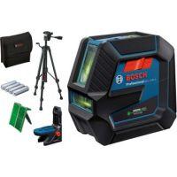 Комбиниран лазерен нивелир Bosch GCL 2-50 G Professional, до 50 м, статив BT 150