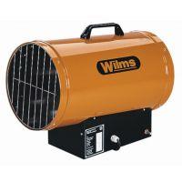 Газов калорифер Wilms GH 35 M, 35 kW, 1100 м³/ч, Piezo запалване