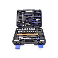 Универсален комплект инструменти GEKO G10105, 66 броя