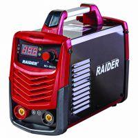 Инверторен електрожен Raider RD-IW220, 200 A, 1.5 - 4 мм