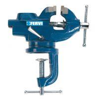 Инструментално менгеме с въртяща маса Fervi 0146/60, 50 мм, 60 мм