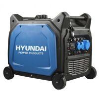 Инверторен обезшумен генератор HYUNDAI-ATS  HY 6500SЕi, 6.5 кW