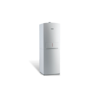 Кондензен газов котел с вграден бойлер Bosch Condens 5000 FM, 30/30 kW, 150 л