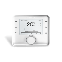 Терморегулатор Bosch CW 800, по външна температура