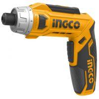 Акумулаторна отвертка INGCO CSDLI0801, 8 V, 6 Nm