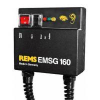 Машина за сварка на електромуфи Rems EMSG 160, 1150 W, ф 40-160 мм