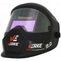 Заваръчна маска Verke V75216, 100 x 60 мм, самозатъмняваща се