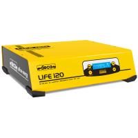 Акумулаторно зарядно устройство DECA DLIFE 120, 12 V, 120 A, 20-2400 Ah