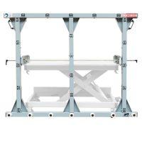Рамка за подвижна повдигаща платформа Holzmann SHT310PAR, 1850 х 1440 мм, 100 кг
