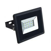 Прожектор V-TAC VT-4011, LED, 10 W, 230 V, 6500 K, черен
