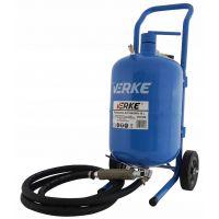 Мобилен пясъкоструен апарат VERKE V81080, 19 л, 4,5-8 бара
