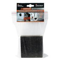 Антивибрационни гумени подложки Premium, 4х10х10х1.5 см, 4 бр