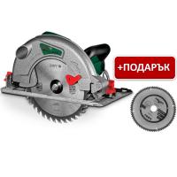 Ръчен циркуляр DWT HKS18-85 / 1800 W , Ø 230 mm /