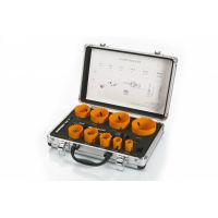 Комплект биметални боркорони HBM 00426, 19-64 мм