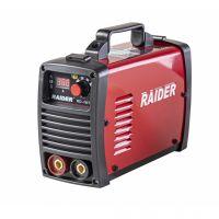 Инверторен електрожен Raider 160A RD-IW180, 20-160A, 1.5-4 мм