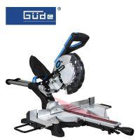 Настолен циркуляр за ъглово рязане GÜDE GRK 2134.1 BSL, 230 V, 1500 W, Ø 210 мм,65 х 340 мм, с лазерно центриране