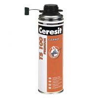 Препарат за почистване на полиуретанова пяна Henkel Ceresit TS 100, 0.5 л