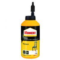 Поливинилацетатно влагоустойчиво лепило за дърво Henkel Moment Standard, 75 г