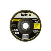 Ламелен диск GEKO K00002, 125 мм, P60