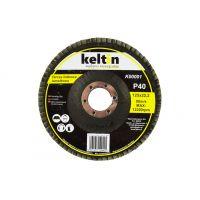 Ламелен диск GEKO K00001, 125 мм, P40