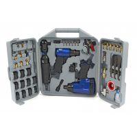 Комплект пневматични инструменти Michelin, 49 части, 8 бара