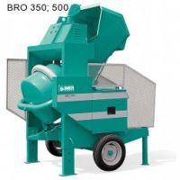 Хидравлична бетонобъркачка IMER BRO 350 без двигател /360л./