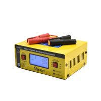 Зарядно за акумулатор с микропроцесор Geko G80038, 6/12/24 V, 10 А
