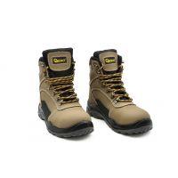 Работни обувки Geko G90542-44, модел № 7, размер 44, набук, S3, SRC