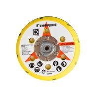 Велкро диск за полиране STATUS 03913301, 125 мм с отвор 5/16-24T