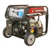 Бензинов монофазен генератор SENCI SC-8000-ATS TOP, 7 kW, 25 л