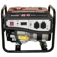 Бензинов монофазен генератор SENCI SC-1250 LITE, 1 kW, 6 л