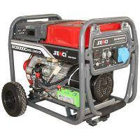 Дизелов монофазен генератор SENCI SC-8000D, 7 kW, 18 л, ел. стартер