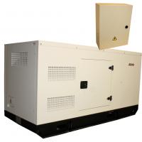 Шумоизолиран дизелов трифазен генератор SENCI SCDE 97YS, 77 kW, 140 л, ел. стартер, AVR и ATS