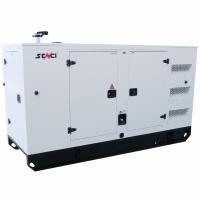 Обезшумен дизелов трифазен генератор SENCI SCDE 125YCS, 125 kVA, 340 л, ATS и AVR, ел. стартер