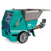 Шнекова безвъздушна помпа за боядисване с високо налягане Imer Small S50 Airless, 2.2 kW, 0-120 бара