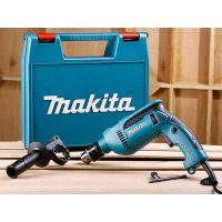 Електронна ударна бормашина Makita HP1640K /710W, куфар/