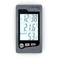 Вътрешен термохигрометър TROTEC BZ05, 50° C, LCD дисплей