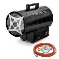 Газов калорифер TROTEC TGH 11 E, 10 kW,  580 м³/ч, с предпазен термостат