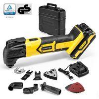 Акумулаторен многофункционален инструмент TROTEC PMTS 10-20V, 20V, с батерия и зарядно