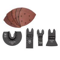 Комплект аксесоари за мултифункционален инструмент TROTEC PMTS-Set 1 Universal, 24 части